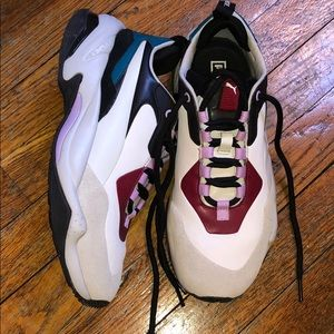 Puma Rive Droite sneakers size 9 worn once